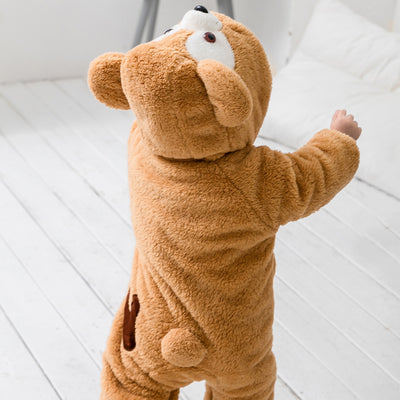 Cute Baby Winter Bear Coat