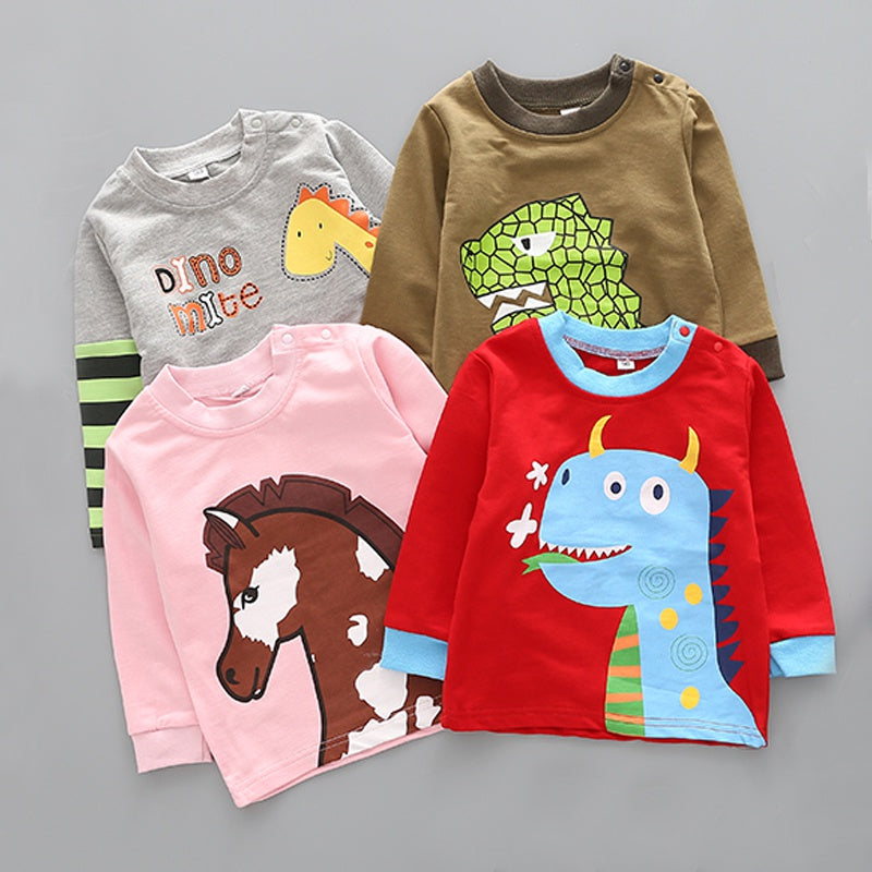 Baby / Toddler Dinosaur Print Sweater
