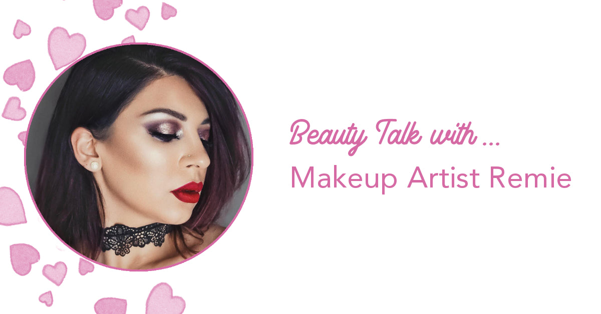 Beauty Talk with Makeup Artist Remie