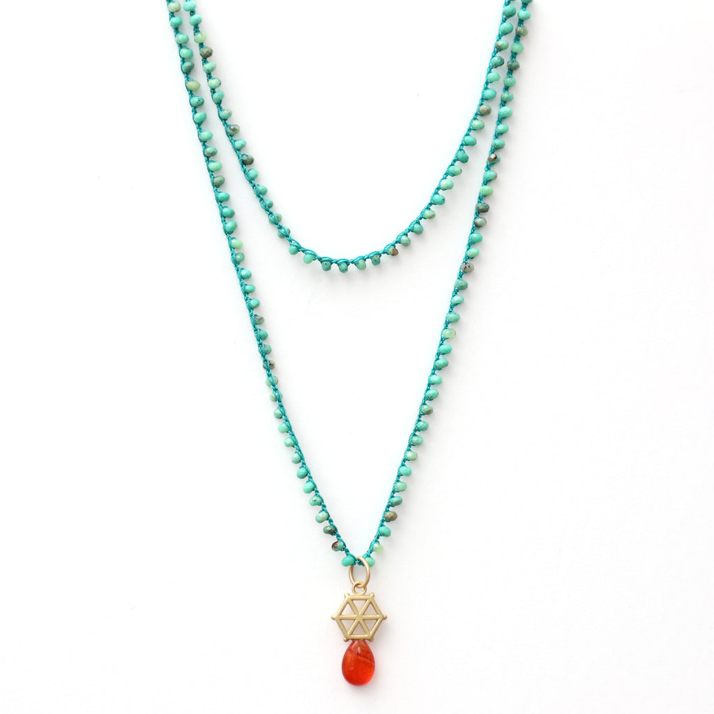long-moss-opal-gemstone-necklace-with-14kgold-and-carnelian-charm