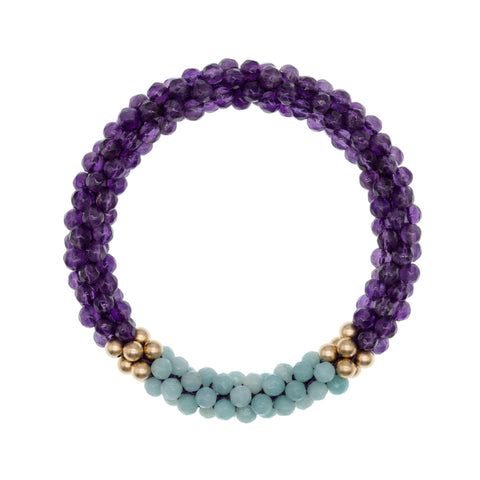amethyst-aquamarine-beaded-gemstone-bracelet