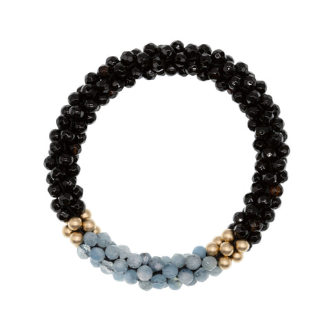 black-onyx-aquamarine-beaded-gemstone-bracelet