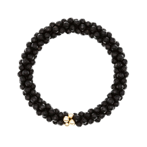 black-onyx-beaded-gemstone-bracelet