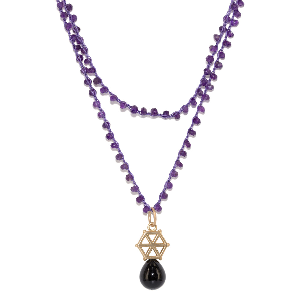 long-amethyst-gemstone-necklace-with-14kgold-and-black-tourmaline-charm