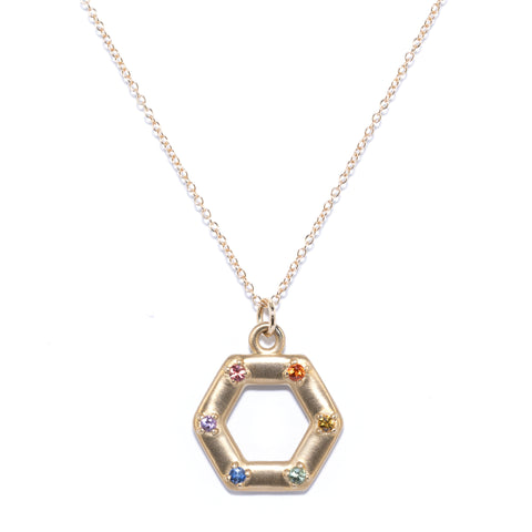 large-14kgold-hexagon-different-color-sapphire-charm-with-14kgold-chain