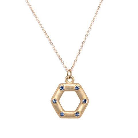 large-14kgold-hexagon-blue-sapphire-charm-with-14kgold-chain