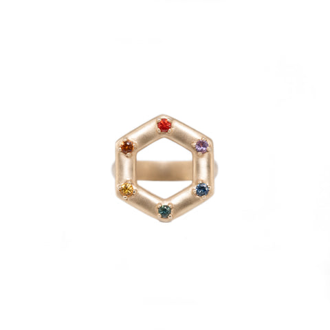 large-14kgold-hexagon-different-color-sapphire-ring
