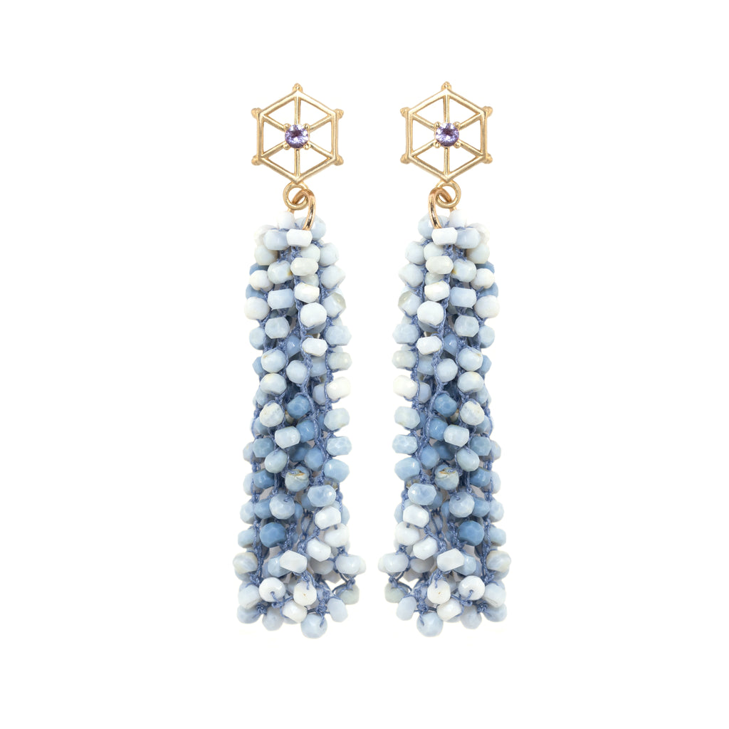 blue-opal-beaded-earrings-with-large-14kgold-and-lavender-sapphire-post