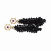 black-spinel-beaded-earrings-with-large-14kgold-and-amethyst-post