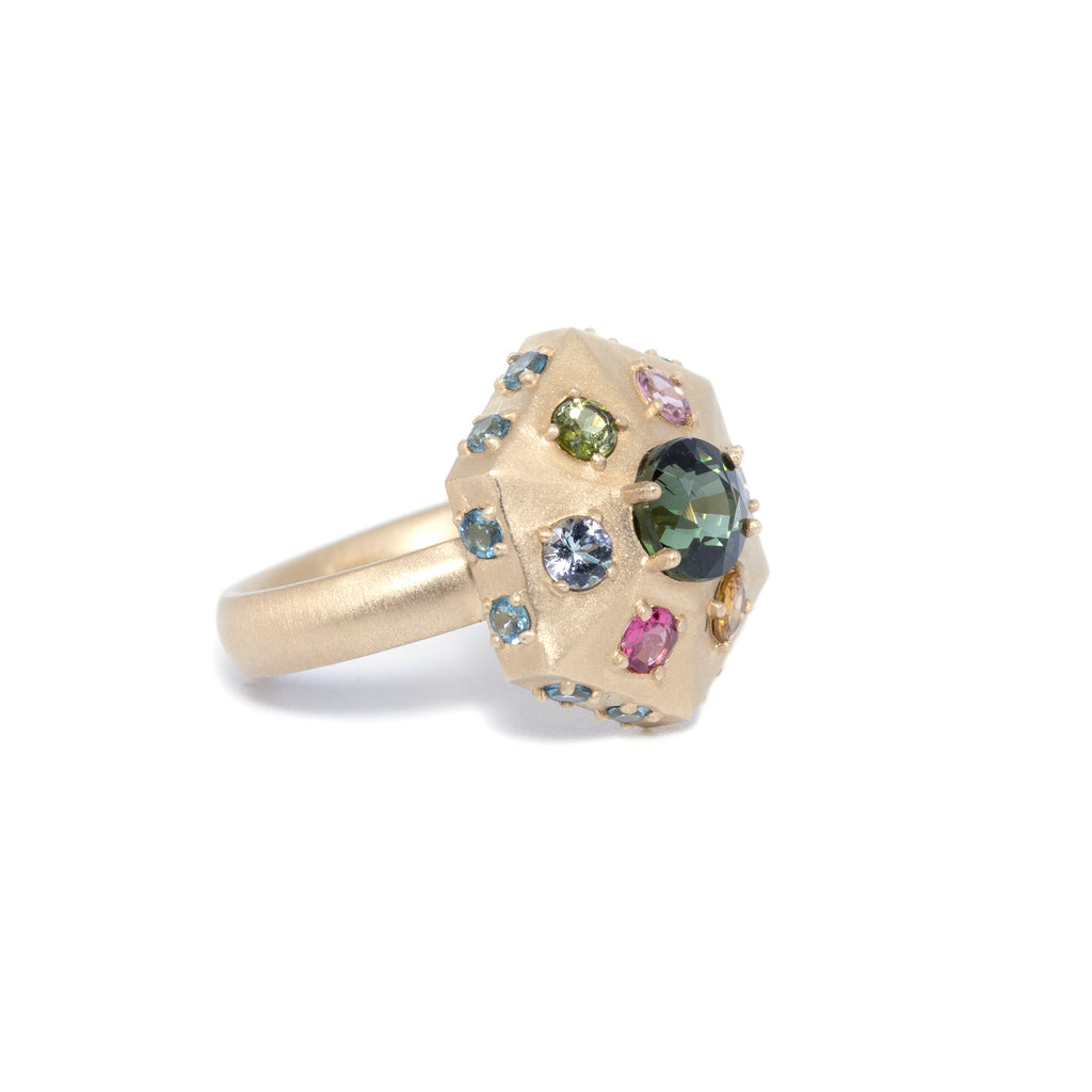 Dakota Ring: Tourmaline