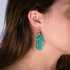 apatite-beaded-earrings-with-small-14kgold-and-red-sapphire-post-model