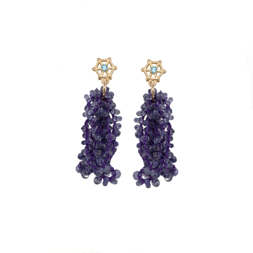 iolite-beaded-earrings-with-small-14kgold-and-swiss-topaz-post