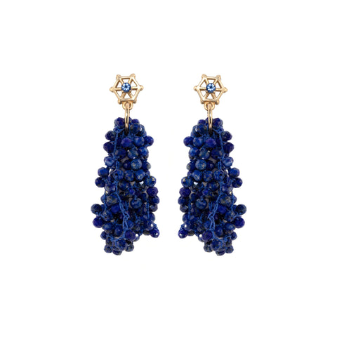 lapis-beaded-earrings-with-small-14kgold-and-blue-sapphire-post