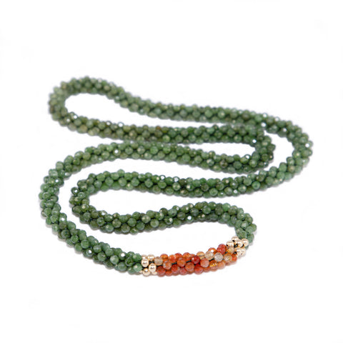 beaded-gemstone-necklace