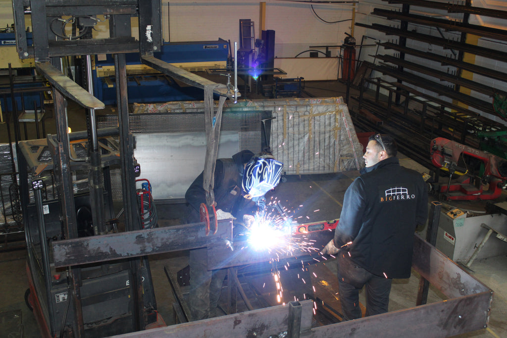 New Metal Worker in London, Italian Metal Specialist