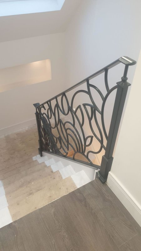 Internal Staircase in North London