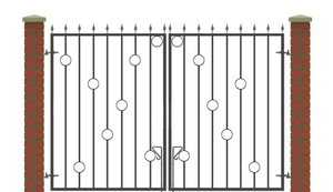 Doncaster Driveway Gate