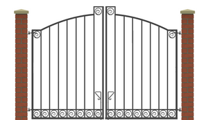 Dover Driveway Gate