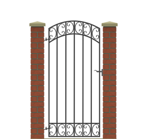 Chesterfield Side Gate