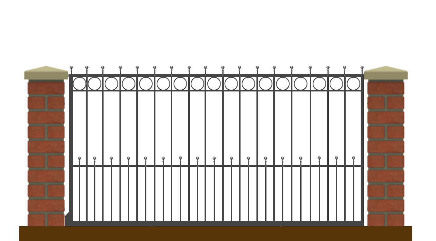 Arundel Sliding Gate