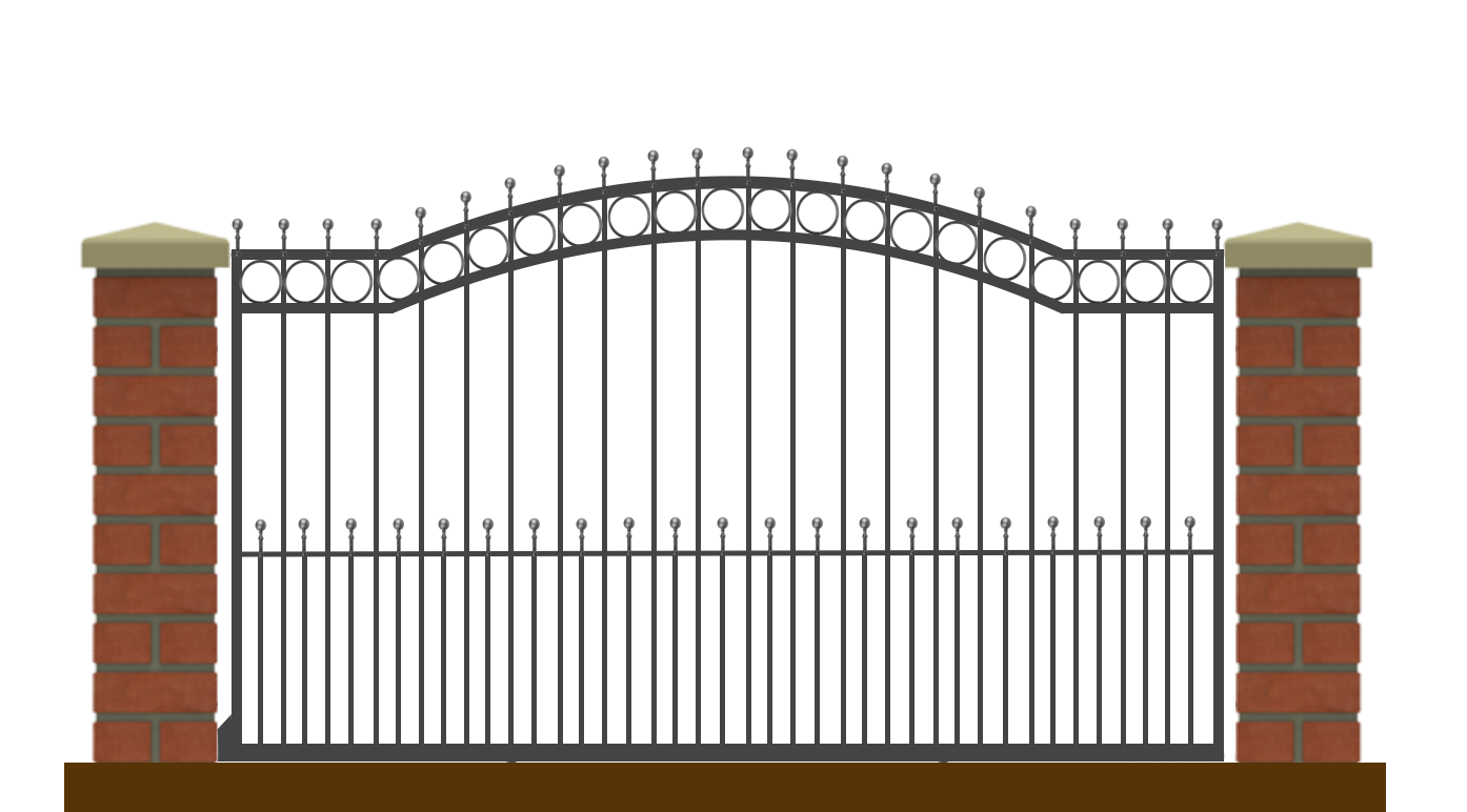 Ashford Sliding Gate