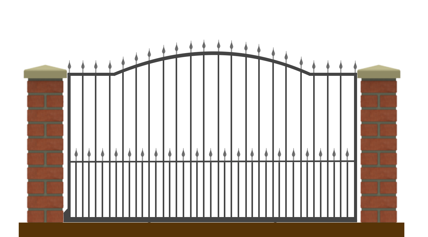 Andover Sliding Gate