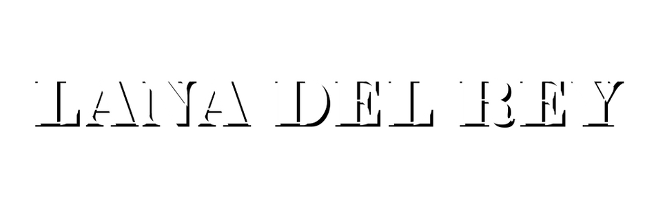 Official Lana Del Rey Store logo