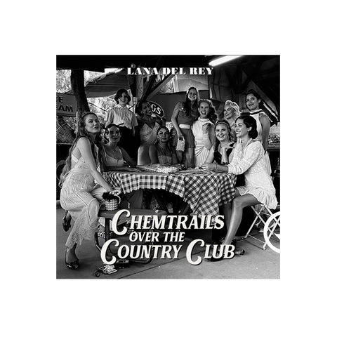 Chemtrails Over the Country Club Digital Album