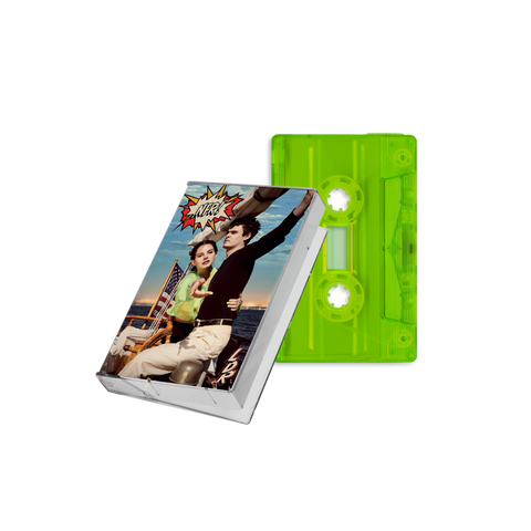 Norman Fucking Rockwell! Lime Green Cassette