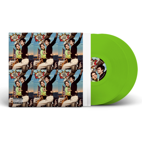 Norman Fucking Rockwell! Lime Green LP