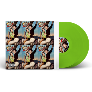 Norman Fucking Rockwell! Lime Green LP + Digital Album