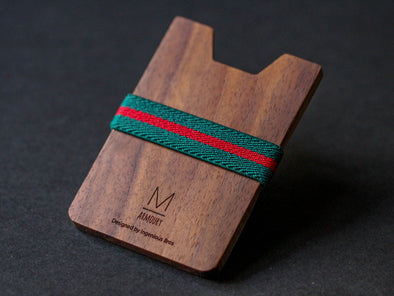 Armoury M - Green-Red color band