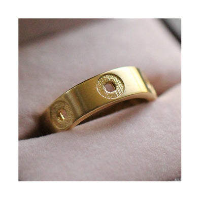 Gold Ring for karlats