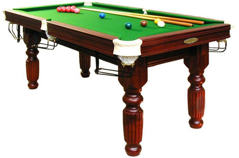 MAJESTIC LITE - 8ft Slate Bed Snooker Table