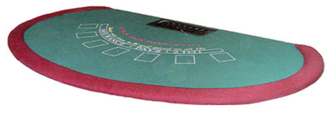 "Blackjack Table Top Only – 73"" x 44"""
