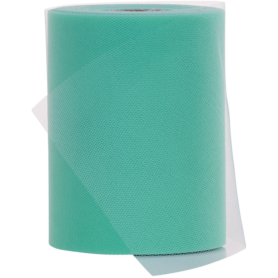 Mint Green Tulle Fabric Roll - 100 Yards