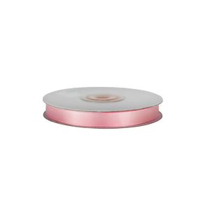 Baby Pink - 10mm x 25m - Satin Ribbon - Double Sided