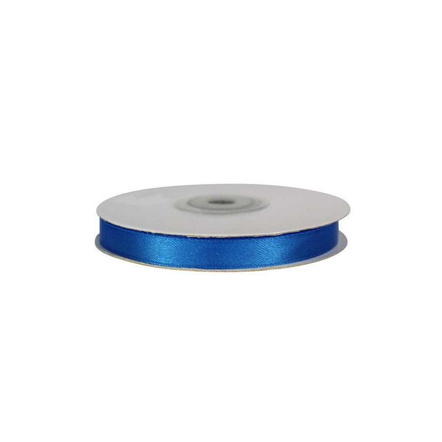 Royal Blue - 10mm x 25m - Satin Ribbon - Double Sided