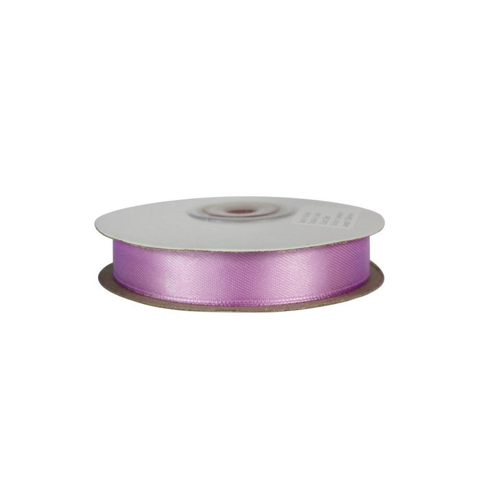 lavender - 15mm x 25m - Satin Ribbon - Double Sided