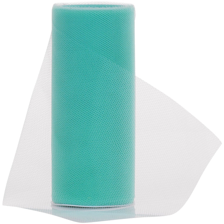 Mint Green Tulle Fabric Roll - 25 Yards