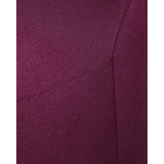 Burgundy Lycra Chair Cover