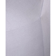 Silver Lycra Chair Cover