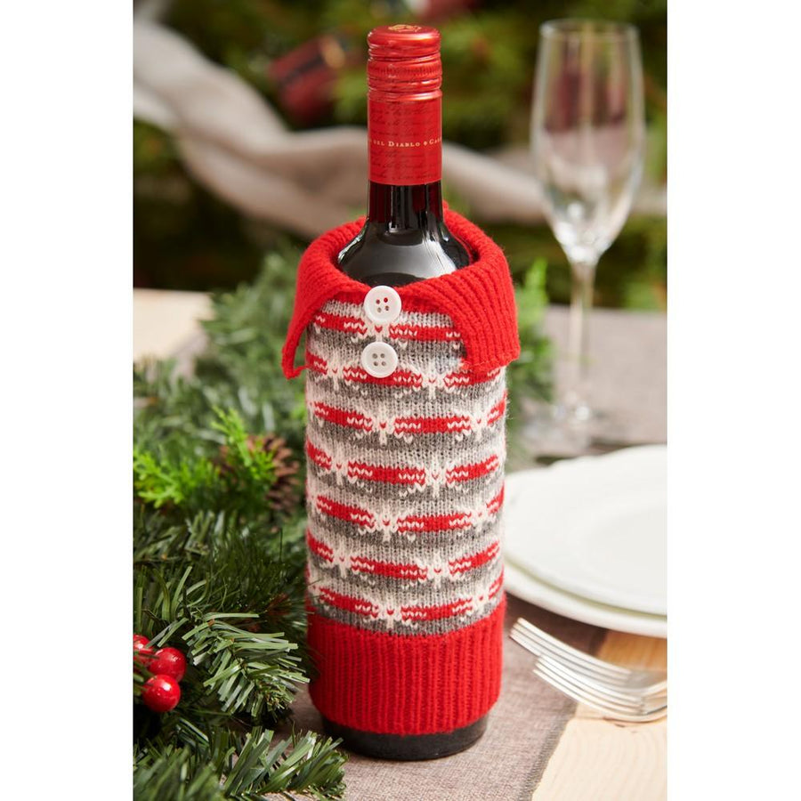 Small Stars Wine Bottle Cosy