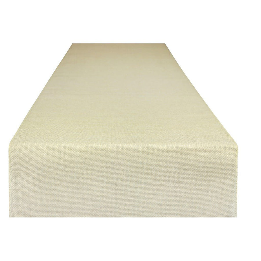 Linen Table Runners 1pc  - Cream