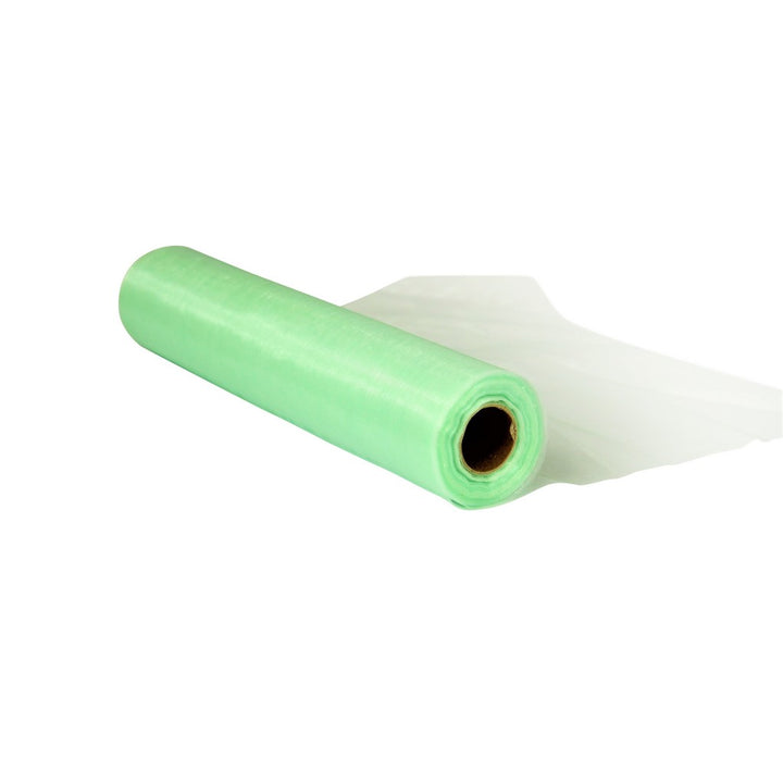 Mint Green Organza Roll (25m x 29cm)