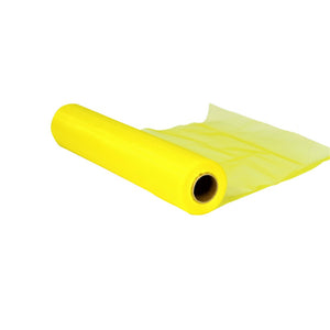 Yellow Organza Roll (25m x 29cm)