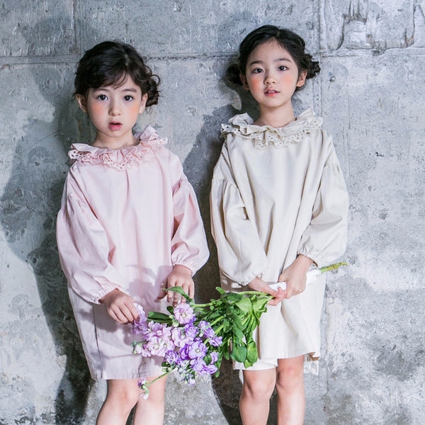 Micca Two-stage Frill Dress
