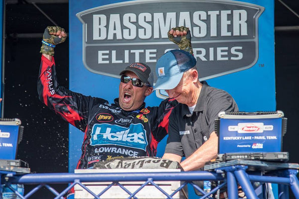 Catch More Fish with a HydroWave? Ask Kentucky Lake Winner Wesley Strader