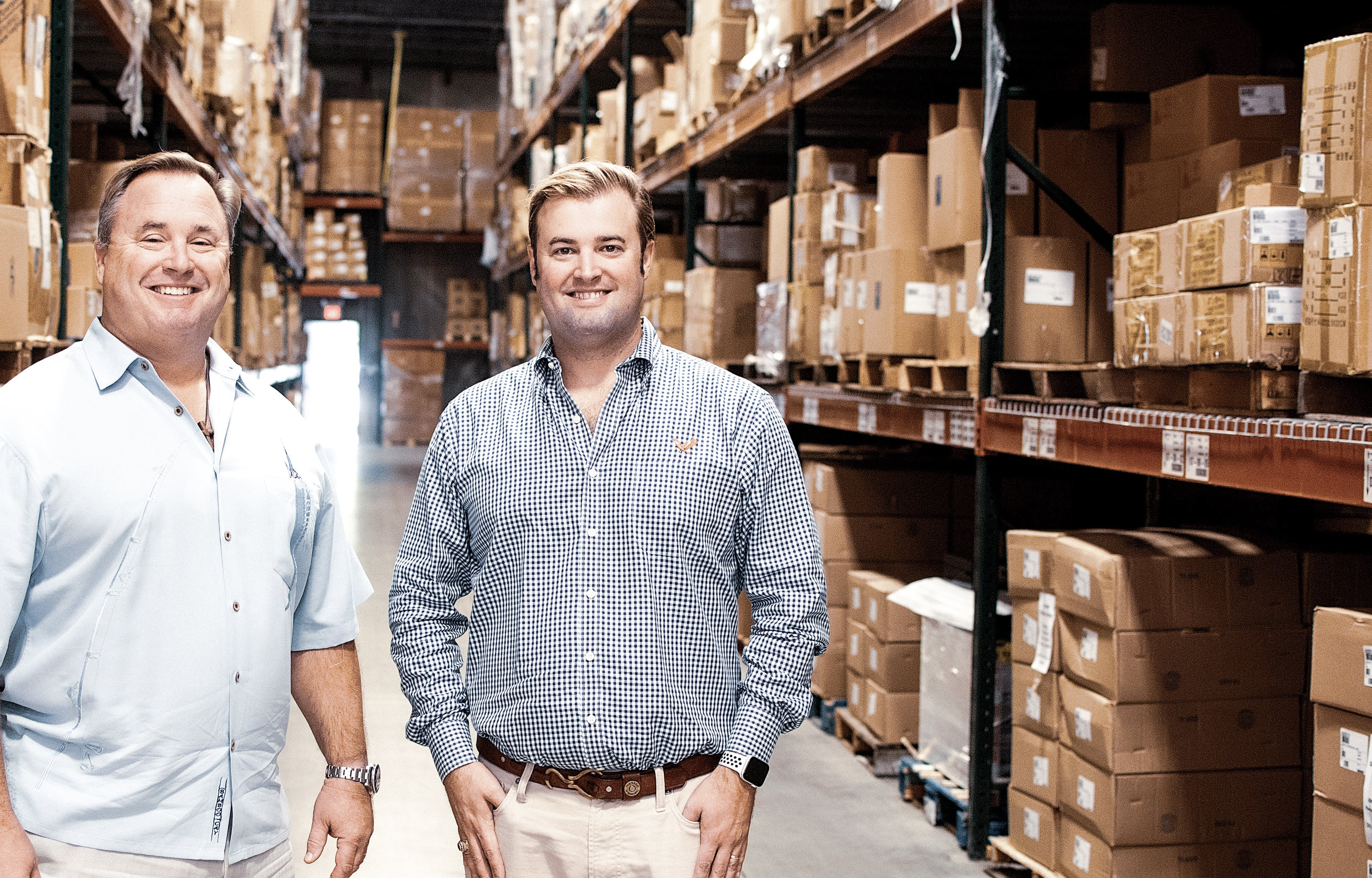 About T-H Marine Supplies - A Family Company - Jeff Huntley Sr. and Jeffery Huntley Jr.