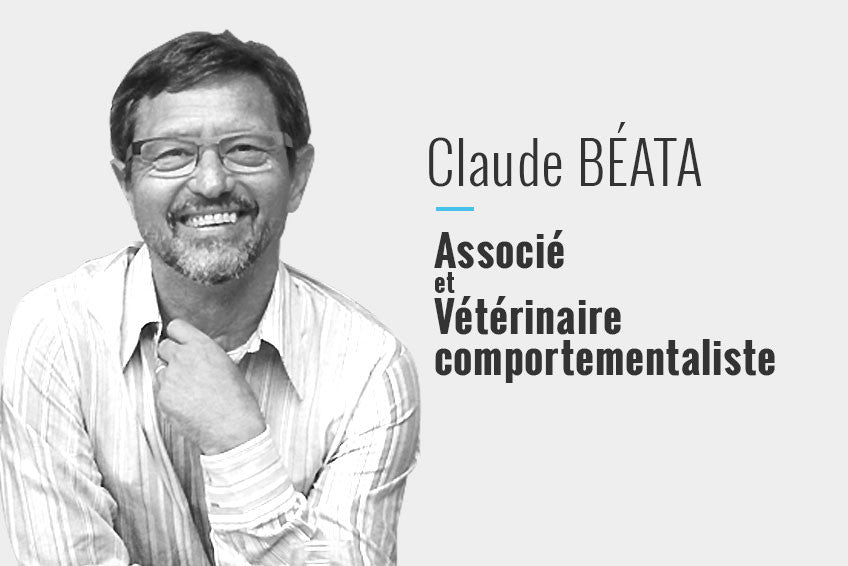 Interview Claude, vétérinaire-comportementaliste